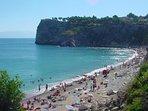 Nearby guidaloca beach 1,5 km