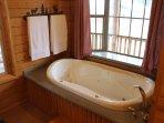 Master Bath...also includes Shower