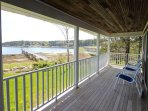 Gorgeous waterfront Maine Cottage with private dock