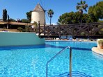 another pool view with la manga vacations