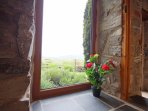Enjoy the complete privacy and far reaching countryside views.