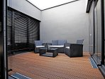 Patio - Total privacy in the heart of Stuttgart