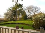 Make use of substantial mature private gardens - plenty of space to relax or play games.
