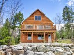 Your chalet-style home in the Maine mountains awaits!