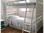 Single Bunk Bed in Bunk Room (Total:  Sleeps 5 in this room)