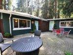 Studio Apartment located in the Santa Cruz Mountains, Ben Lomond / Felton California 95005