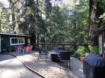 Studio Apartment located in the Santa Cruz Mountains, Ben Lomond / Felton California 95005