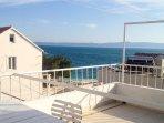 A5 Turenata (2+2): balcony