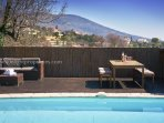 A wonderful Provençale retreat with private pool and several terraces.