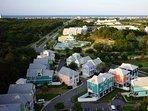 Aerial View of Bermuda Bay Resort