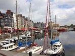 Le Vieux-Bassin de Honfleur