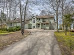 Escape to this beautiful vacation rental house on Lake Michigan in Charlevoix for a memorable getaway!