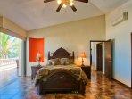 Queen guest bedroom 1