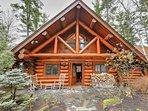 Your North Creek, log-cabin destination awaits!