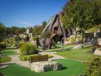 Mini Golf and so much more in Branson