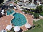 Elani Bay Resort swimming pool