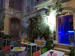 Small cafes and bars around Loggia Home