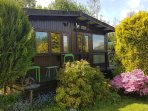 Builth Wells - Wales perfect touring and exploring spot Chalet no. 23