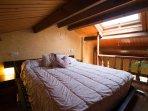 altillo con cama de 150x200