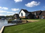 Use of private mooring for day boat or fishing dinghy just 24 feet from the cottage doors.