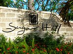 Entrance to Sugar Hill