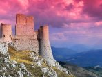 Visit the amazing Rocca Calascio Castle - the highest fortress in Italy