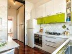 Beautiful penthouse in via Gallia - Rome
