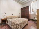 camera da letto al pianoterra