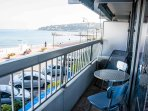 Gorgeous terrasse with Mediterranean sea view and prestigious Cap Martin.