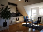 Domizil Domblick Speyer Apartment Central City, Cathedral View, quiet no traffic