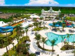 Water Park and Club House