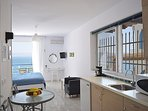 Vacation beach  Studio Apartments in Kiveri village close to Nafplion