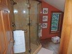 Queen Bedroom Guest Bathroom