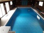 Big Inside Pool Home