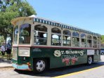Trolley Tour on SSI .JPG