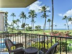 Escape to the tropical island of Hawaii and stay at this 2-bedroom, 2-bathroom vacation rental condo in Kihei that...