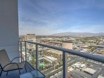 Experience Sin City like never before when you stay at this 1-bedroom, 1.5-bathroom Las Vegas vacation rental condo ...