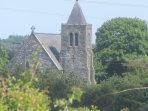 Llanddeusant-the church of the two saints