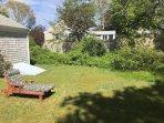 Spacious Yard--13 Marlin Road South Harwich Cape Cod New England Vacation Rentals
