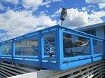 The Blue Lanai awaits you at Kona Paradise.