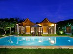 2 Bedrooms facing to the swimming pool