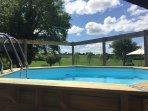 Private Gite Pool 3.6m