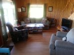Large main level ... perfect for your family to relax!
