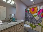 You'll love the privacy of 3 separate bathrooms.