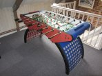 Table Football, very popular!