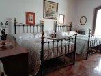 Bedroom 3 - 2 Double Beds