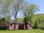 Berkshire Getaway!  Remodeled Post & Beam Home, Amazing Views of Jiminy Peak