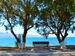 Tavronitis shore a place to relax