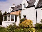 Traditional fully modernised Skye Crofters Cottage