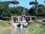 Villa Pamphili park